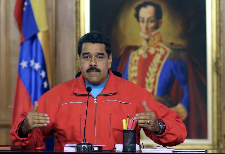Nicolas Maduro beszéde a választási eredmények után