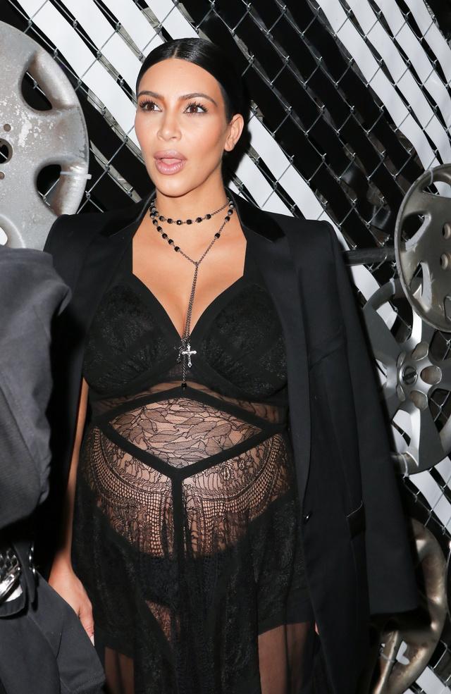 Az egyik stílusmélypont sajnos ez a Givenchy ruha volt...