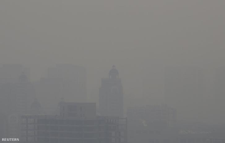 Város a füstködben