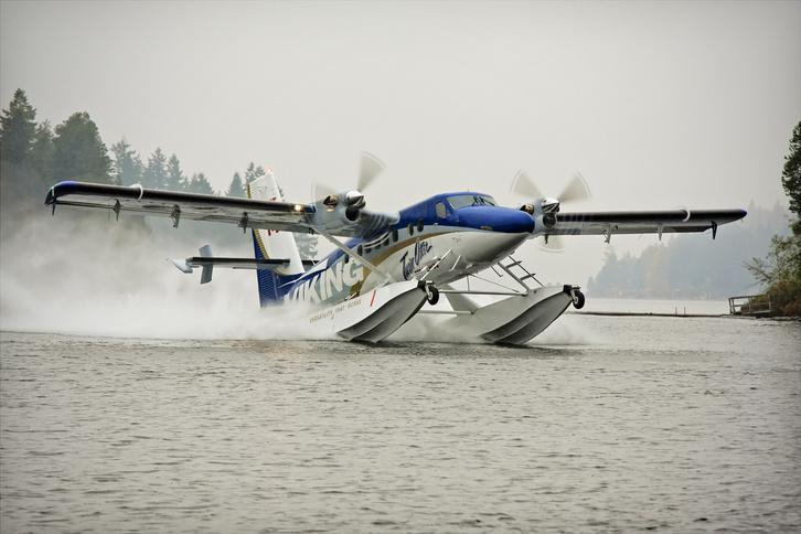 Viking Twin Otter series 400.