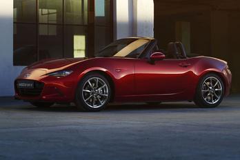 Év Autója lett a Mazda MX-5 Japánban