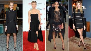 Nézze meg az év 100 legjobb kis fekete ruháját!