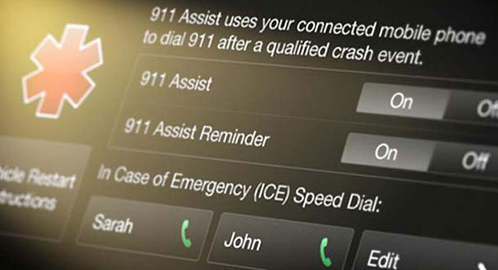 Ford-emergency-assistance-SYNC