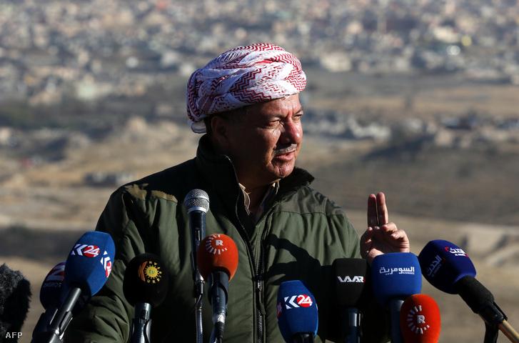 Maszúd Barzani