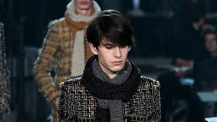 Magyar modellsrác Karl Lagerfeld új kedvence