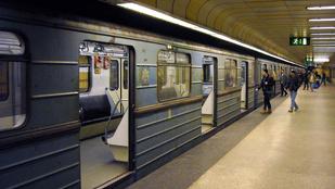 Gázolt a hármas metró