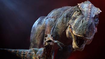 Lehet, hogy mégis pikkelyes volt a T.rex