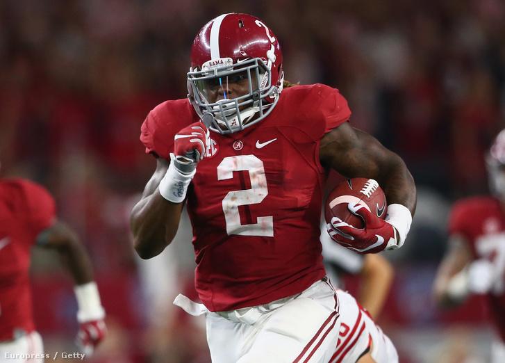 Derrick Henry jövőre már az NFL-védőket terrorizálhatja