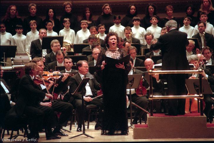 Bécsi Filharmonikusok 2001-ben.