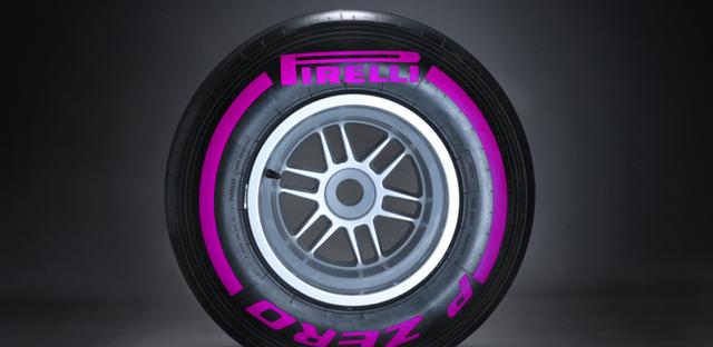 A Pirelli új ultralágy gumija lesz a lila