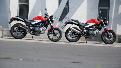 Zseb Ducatik egymást közt - a kettő ára már kiad egy eredetit