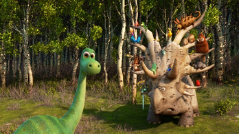 Végigizgultuk a Pixar első dínós meséjét