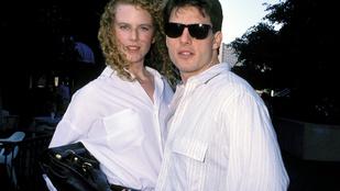 Nicole Kidman nem bánta meg, hogy annak idején hozzáment Tom Cruise-hoz