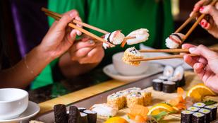 Így egyen szusit japán tökéletességgel
