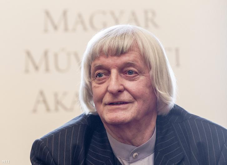 Fekete György, az MMA elnöke