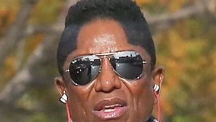 Bruhaha, Jermaine Jacksonnak elrajzolták a műhaját