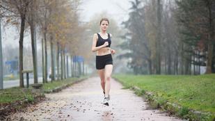 Nem kell sokat futni a jó egészségért!