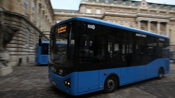 Újabb 20 midibusz jön tavasszal