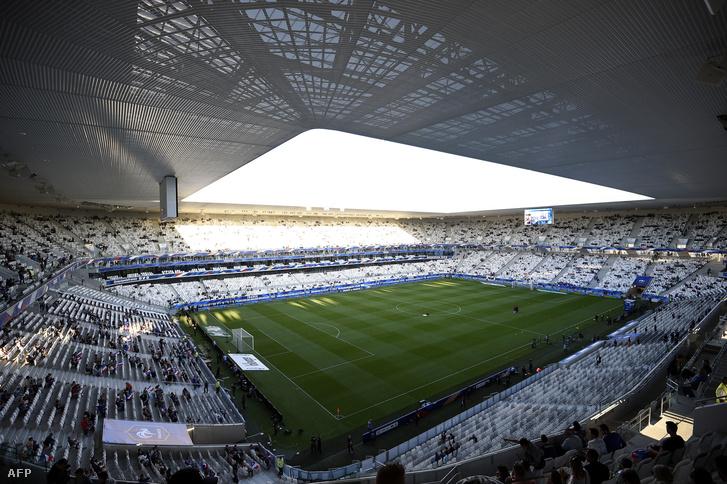 A 43 ezres Nouveau Stade de Bordeaux