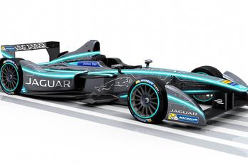 Ilyen lesz az új Jaguar versenygép