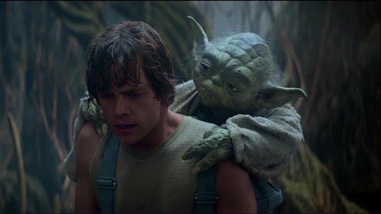 Nem látta A Birodalom visszavágot? Ezt speciel nem hisszük el!