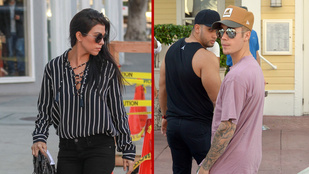 Kourtney Kardashian tagadja, tehát összejött Justin Bieberrel