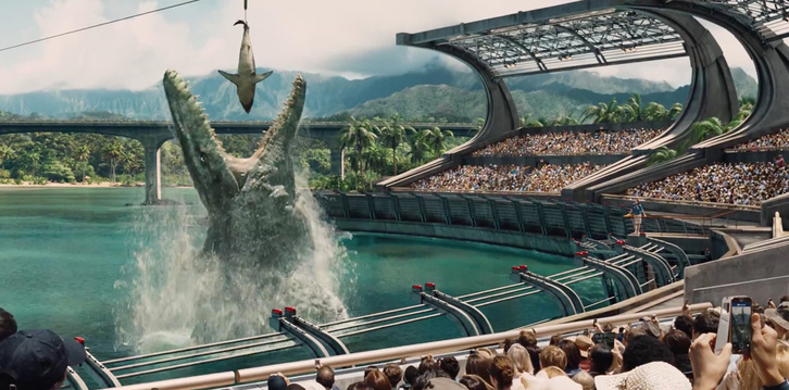 JurassicWorld trailer