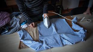 Teszt: az olcsó inget tényleg nehezebb vasalni?