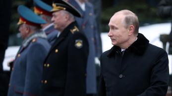 Putyin nem parkinsonos, hanem KGB-s