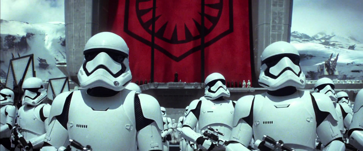 Star Wars  The Force Awakens Official Teaser #2 1756