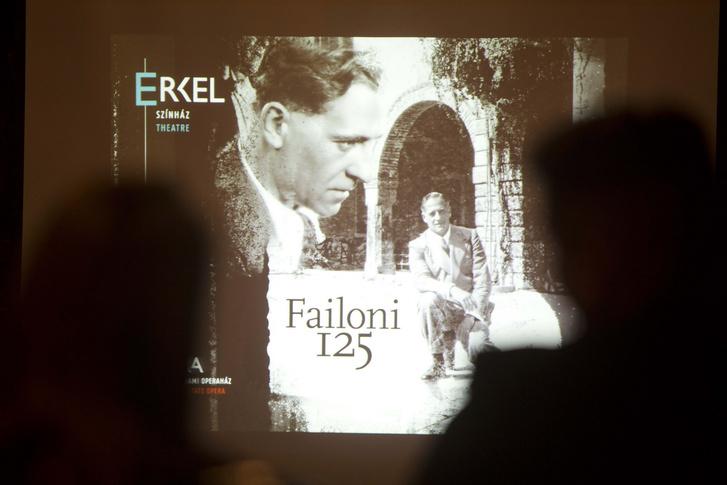 Failoni125 sajtóreggeli foto