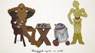 Máris unja a Star Warst? Reméljük, a Magyar népmeséket még nem