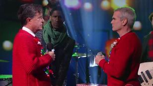 Nálunk Henry Rollinsé az év karácsonyi dala
