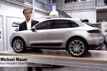 A Porschétől jön a VW új vezető tervezője