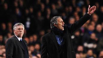 Bayern-edzőt csinálhat Ancelottiból Mourinho