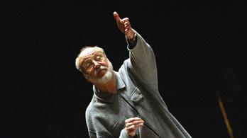 88 éves korában meghalt a világ leghíresebb karmestere