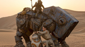 Minden rekordott megdöntött itthon a Star Wars 7