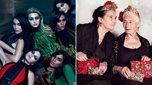 Mutatjuk a 2015-ös év legjobb divatkampányait!