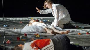 Shakespeare 74 halála egy képen