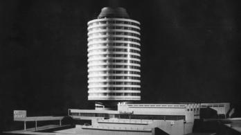 Háború utáni építészetünk egyik legfontosabb irodája