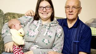 73 éves, teherbe ejtette a 30 éves szembeszomszédot