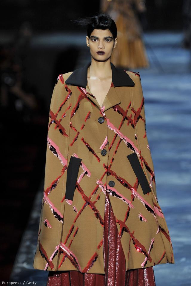 Szerettük Marc Jacobs őszi-téli kollekcióját.