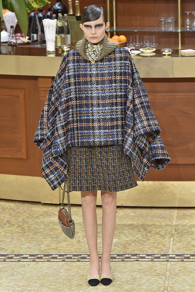 Nemcsak a Prada és Marc Jacobs tehet a heritage-core őrületért, hanem a Chanel is.