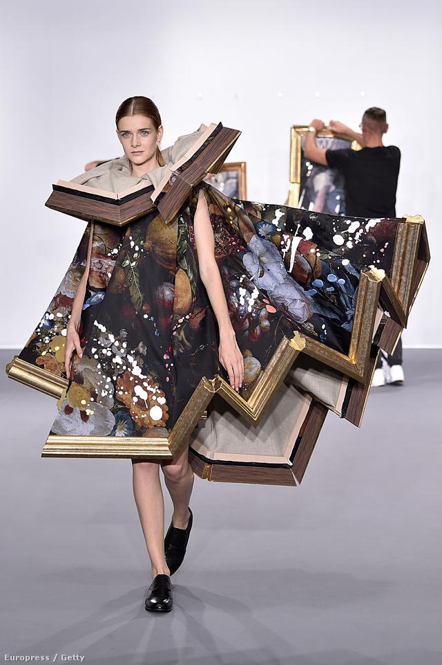 Szerintünk a Viktor & Rolf tervezőpárosa tolta túl a legjobban az idei haute couture kollekcióját.