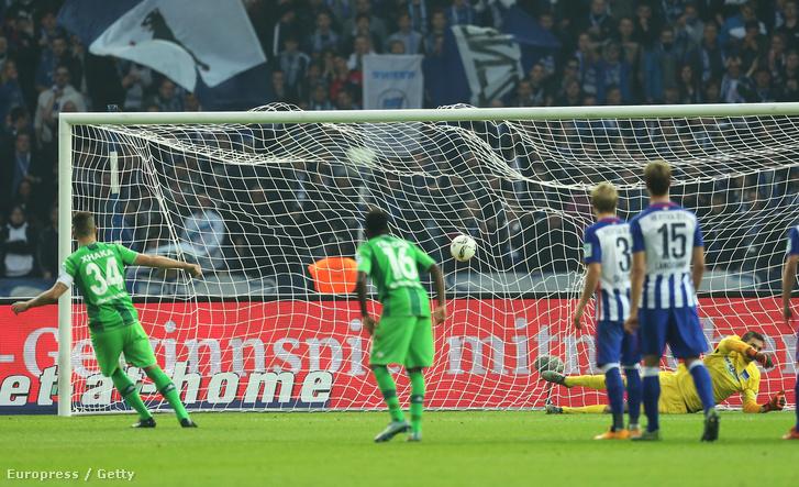 Hertha BSC - Borussia Moenchengladbach