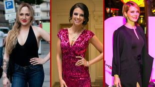Sarka, Osvárt, Kiss, Varga, Tóth, Ónodi – íme a legszebb nők legjobb szettjei
