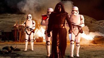 1,4 milliárd forintot költöttünk a Star Wars 7-re