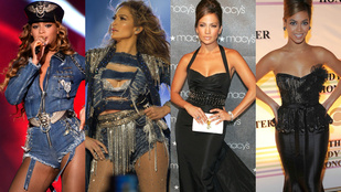 Jennifer Lopez és Beyoncé konkrétan ikrek