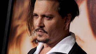 Johnny Depp lett Hollywood legtúlfizetettebb sztárja