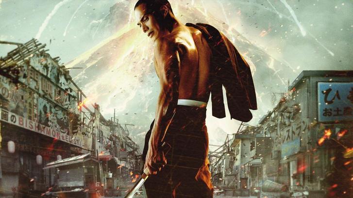 Yakuza Apocalypseclk